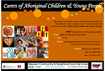 Carers of Aboriginal Children & Young People