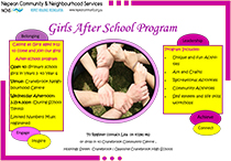 Girls After School Program