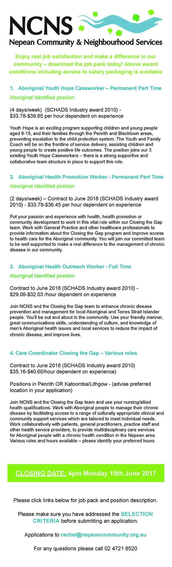 Job Ads June 2017