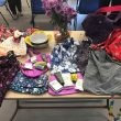Women's group sew literacy and care bags