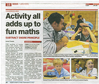 Maths Deadles supported by NCNS