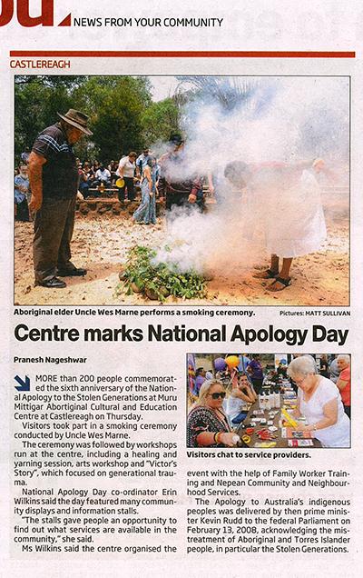 PenrithPress140218 p08 Apology Day v400