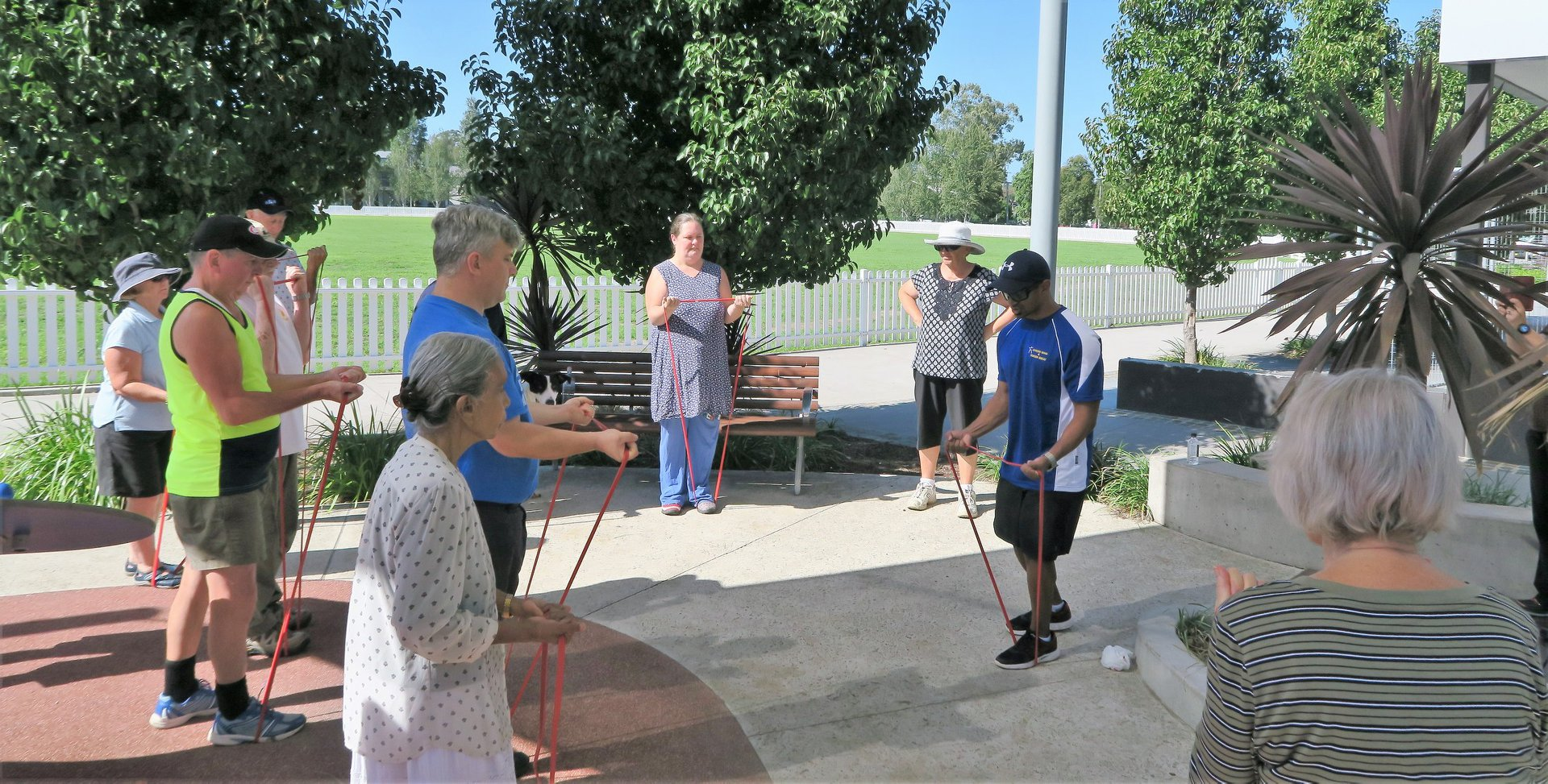 Seniors Circuit Training Thornton
