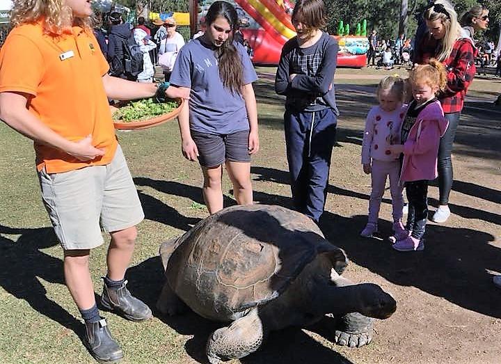 Reptile Park School Holiday Program