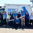 Free vaccinations & health checks for pets