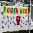 Young people shine at Youth Week Colour Run