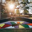 Skate Park transformed by local youth